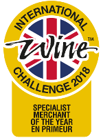 International Wine Challenge 2018 - Specialist Merchant of the Year - En Primeur