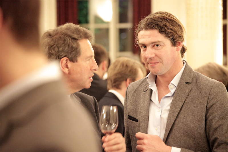 Baptiste Guinaudeau from Chateau Lafleur and Grand Village