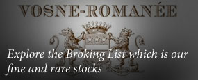 Explore the Broking List which is our fine and rare stocks